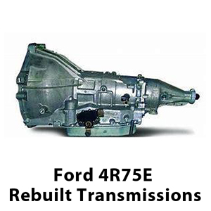 Common Improvements Made when Rebuilding Ford 4R75E Transmissions